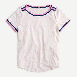 J Crew Light Baby Pink T shirt NWOT